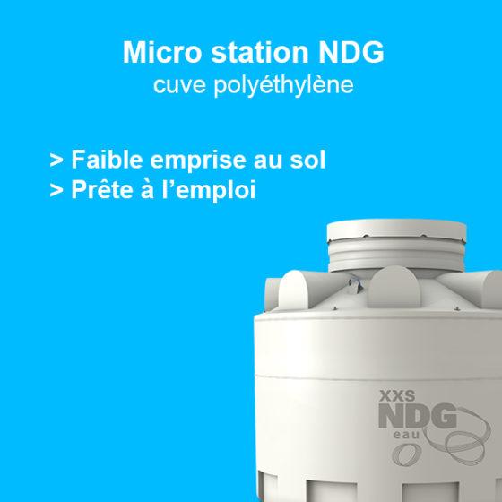 Micro station NDG