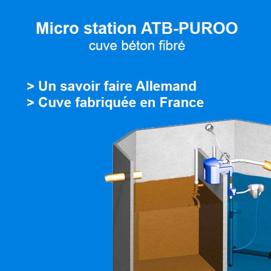 Micro station ATB-PUROO