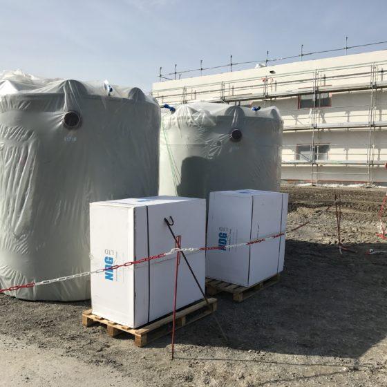 Demarrage chantier ECOPHOS Dunkerque