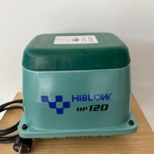 Compresseur Hiblow HP 120