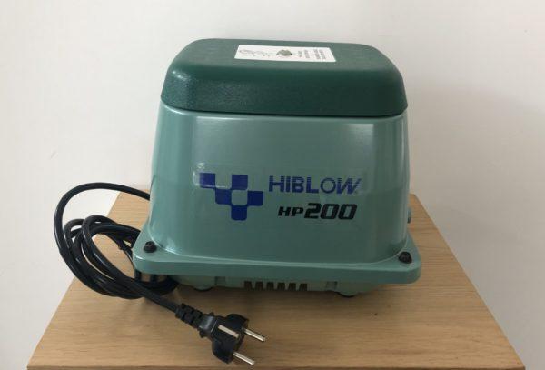 Compresseur Hiblow HP 200